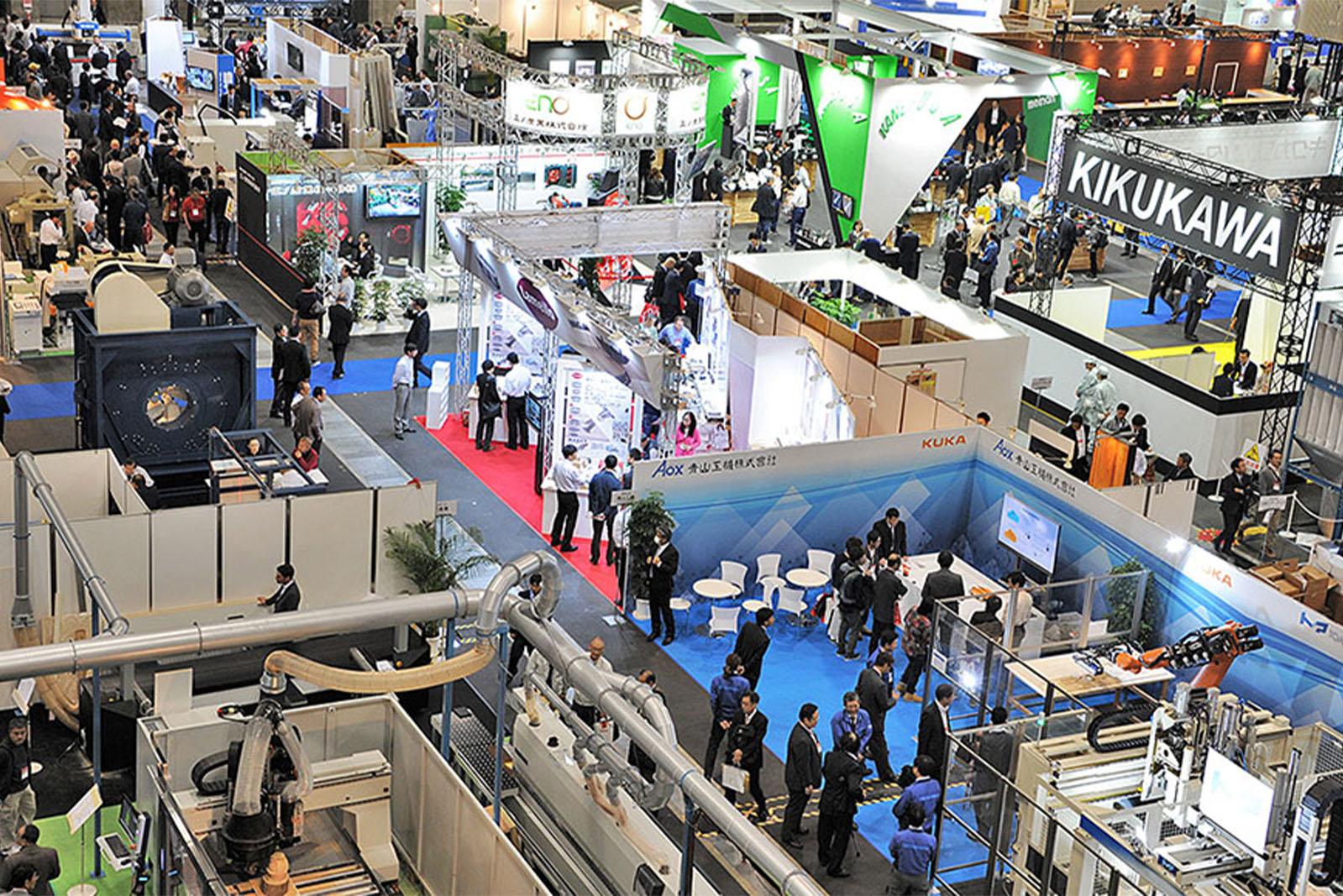 日本木工機械展