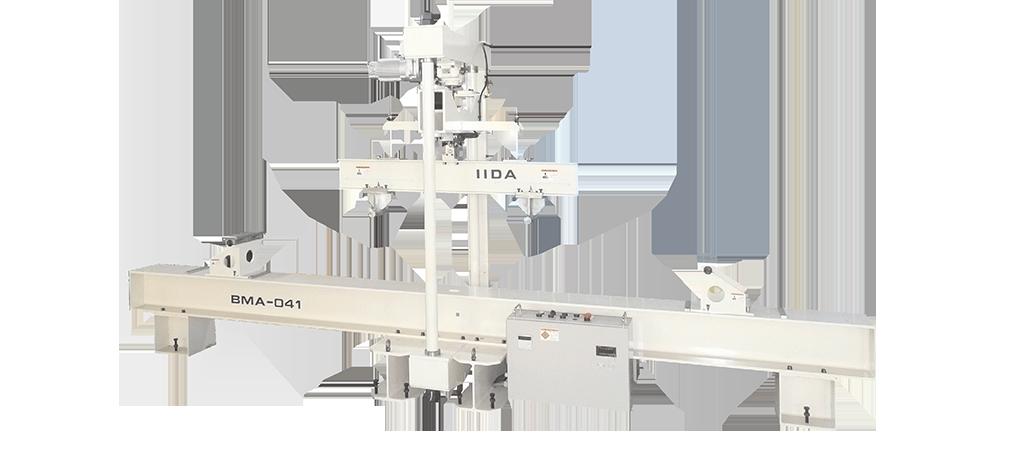 曲げ式グレーディングマシン BMA-041