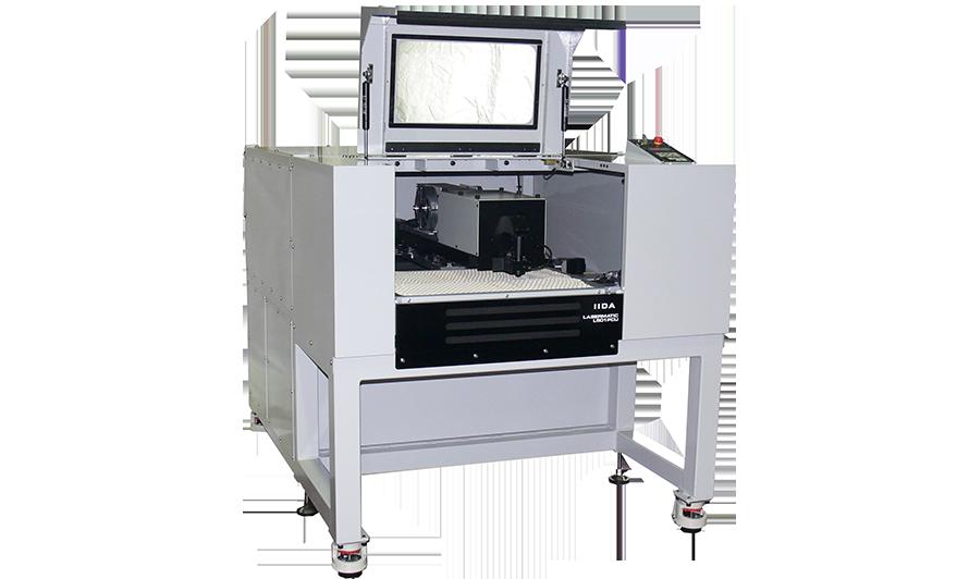 パソコン対応高精度レーザ加工機 L-501PCU