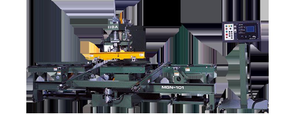 曲げ式グレーディングマシン MGN-101