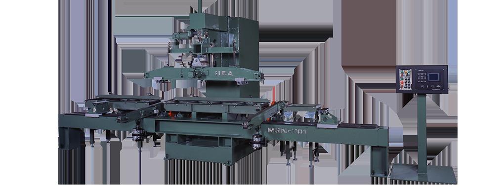 曲げ式グレーディングマシン MGN-T01